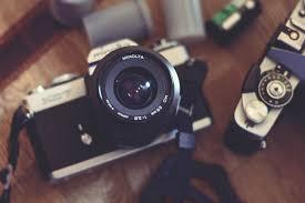 Qui a inventé l'appareil photo ?