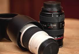 Quel objectif photo est conseillé pour la macrophoto ?