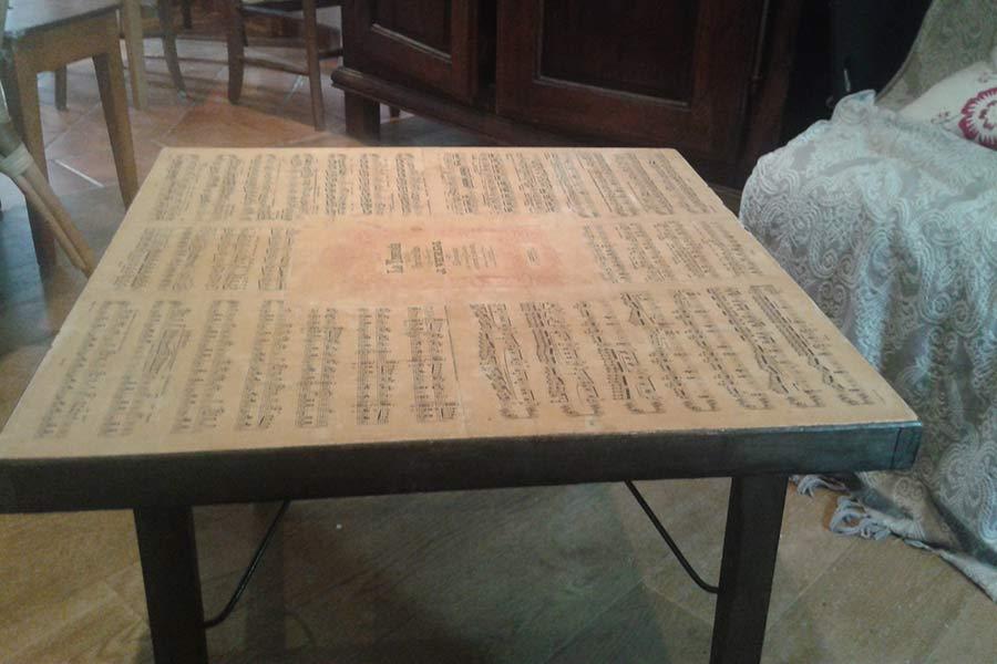 Les principaux atouts la table basse relevable