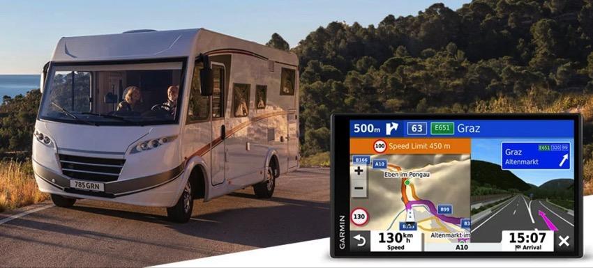 Sélection des meilleurs GPS pour camping-car