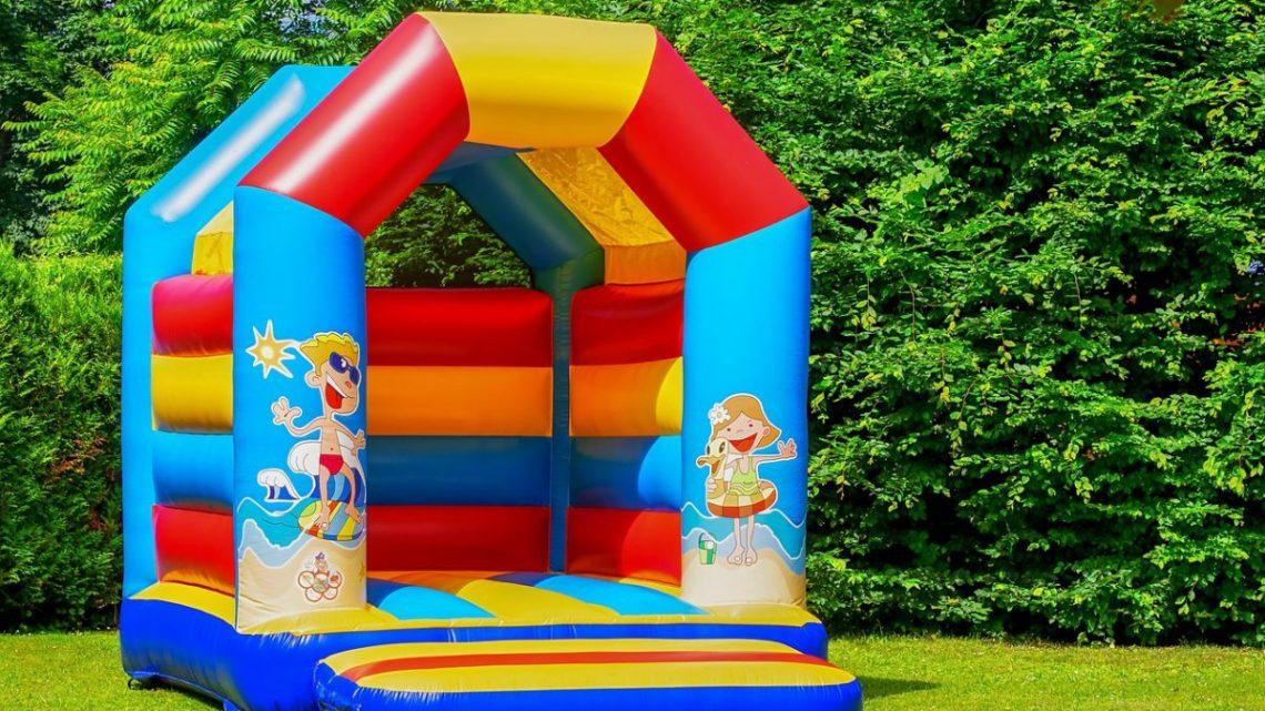 Quel château gonflable offrir à ses enfants ?